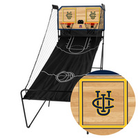 University of California Irvine Anteaters Classic Court Double Shootout Basketball Game
