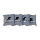 4 Providence College Friars Gray Regulation Corn Filled Cornhole Bags