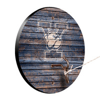 Yale University Bulldogs Weathered Design Hook and Ring Game