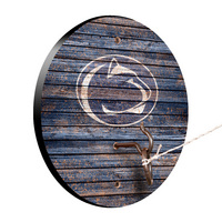Penn State University Nittany Lions Weathered Design Hook and Ring Game