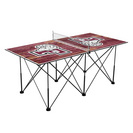 Fordham University Rams Pop Up Table Tennis 6ft Weathered Design