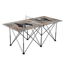 Providence College Friars Pop Up Table Tennis 6ft Weathered Design