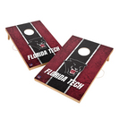 Vintage Florida Institute of Technology Panthers FIT VT  Solid Wood 2x3 Cornhole