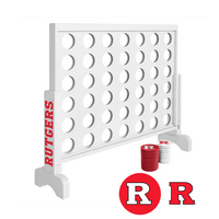 Rutgers University Scarlet Knights Victory 4 3ft