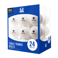 Florida Institute of Technology Panthers FIT 24 Count Table Tennis Balls Logo Design