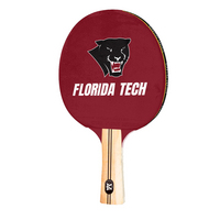 Florida Institute of Technology Panthers FIT Table Tennis Paddle Logo Design