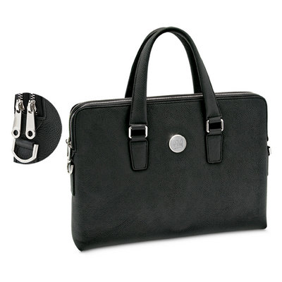 Las Leather Briefcase Online Only