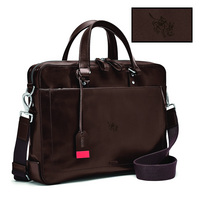 Fossil Leather Defender Brief  Brown