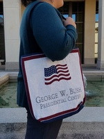 George W. Bush Presidential Center Tote Bag