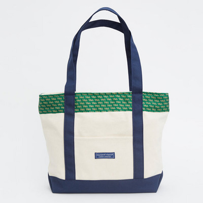 William and Mary Classic Tote Bag from Vineyard Vines
