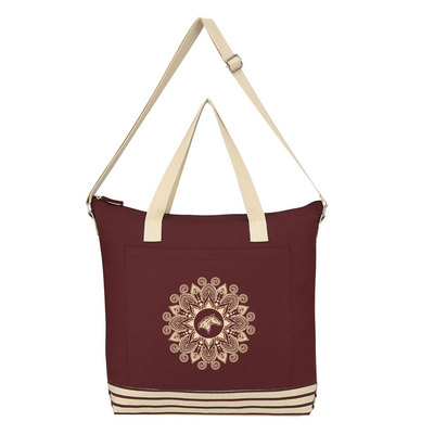 Bottom Line Cotton Tote Bag