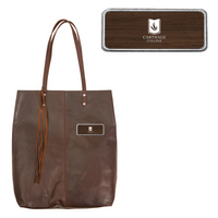 Web Mee Canyon Tote w Plate