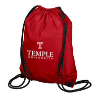 Temple Carolina Sewn String Backpack