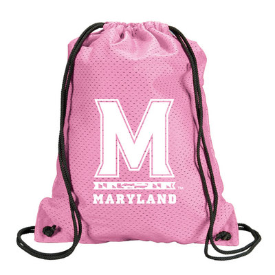 University of Maryland Carolina Sewn Jersey Mesh Backpack