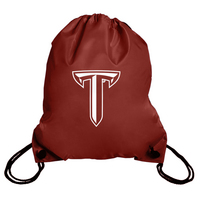 Troy University Carolina Sewn Jersey Mesh Backpack