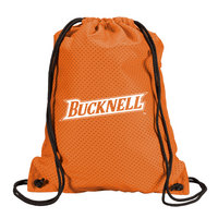 Bucknell Carolina Sewn Jersey Mesh Backpack