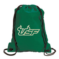 South Florida Bulls Carolina Sewn Jersey Mesh Backpack
