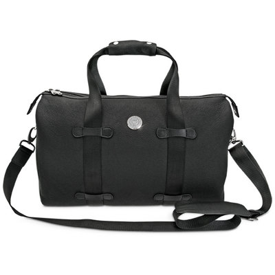 f557acc0f0bd University of Pennsylvania Bookstore - GymOvernight Leather Bag Online Only