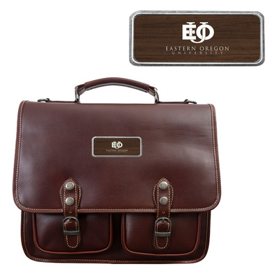 Web Sabino Canyon Briefcase w Plate