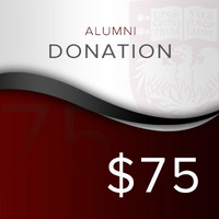 $75 University of Chicago Alumni Donation