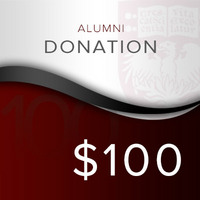 $100 University of Chicago Alumni Donation