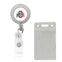 Retractable ID Holder