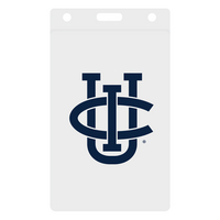 Imprinted Side Slide ID Holder