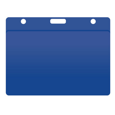 Clear ID Holder
