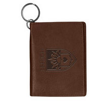 Lehigh Carolina Sewn Leather ID Holder