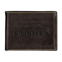 Contrast Stitch Billfold Wallet
