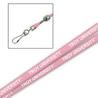 Troy University Printed Lanyard