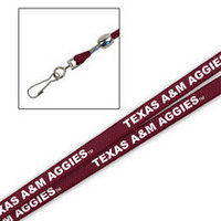 Texas A&M Aggies Printed Lanyard