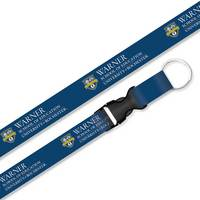Sublimated Lanyard with Buckle