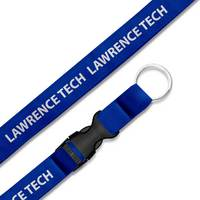 Woven Lanyard with Buckle