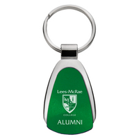 Tear Drop Alumni Key Tag