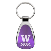 Tear Drop Mom Key Tag
