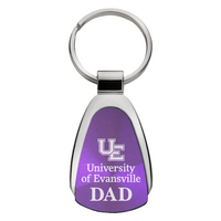Tear Drop Dad Key Tag