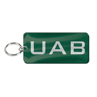 Mirror Key Ring