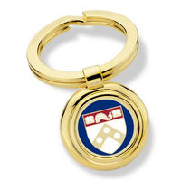M.LaHart Enamel Key Ring
