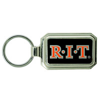 Key Tag Rockport Rectangle