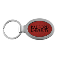 Oval Key Tag