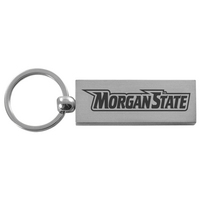 Contemporary Metals Rectangle Key Chain