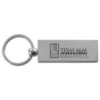 Key Tag Brused Metal