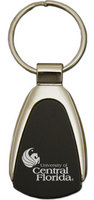 UCF Knights Tear Drop Key Tag