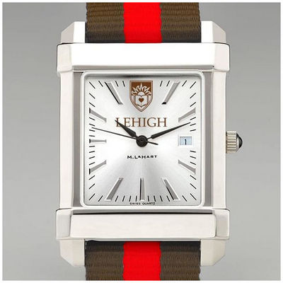 M.LaHart Mens Collegiate Watch w NATO Strap