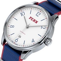 Pathos White Dial Watch