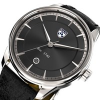 Kairos Black Dial Watch