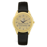 Mens Leather Wristwatch