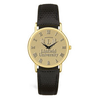 Mens Leather Watch