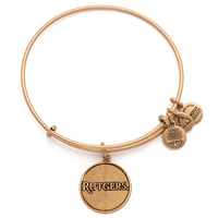 Alex and Ani Rutgers Logo  Bracelet